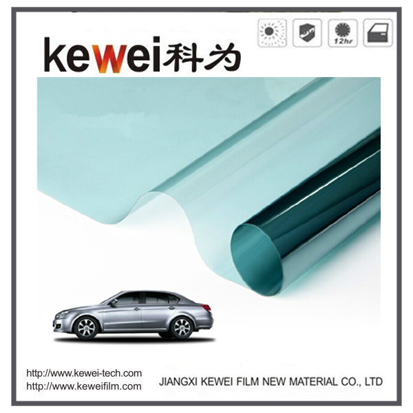 99% UV rejection sunshade window film, Reflective film, Primary Film, American Sputter technique SP-60