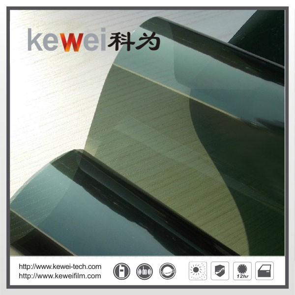 Safety and Decorative Window Film,anti-explosion,99% UV rejection sunshade window film, Reflective film, Primary Film, American Sputter technique SP25G